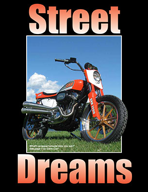 Street Dreams cover th